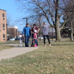 All ages enjoyed the beautiful weather this weekend.